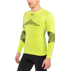 X-Bionic Running Effektor Power OW LS Shirt Men Green Lime/Black